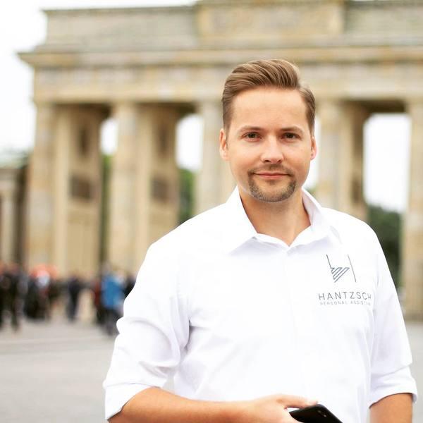 Robert Hantzsch, der Butler – 2.0.