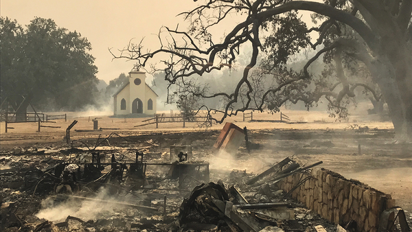California Wildfires Force Film and TV Projects to Scramble  | Hollywood Reporter