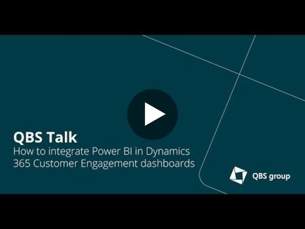 How to integrate Power BI in Dynamics 365 Customer Engagement dashboards - YouTube