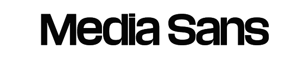 Media Sans (Production Type)