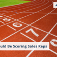 Create A Sales Rep Scorecard