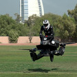 "The Empire is here: Dubai politie aan de slag met ""Star Wars speeders"""