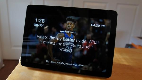 Amazon Echo Show is Finally a Decent Home Companion