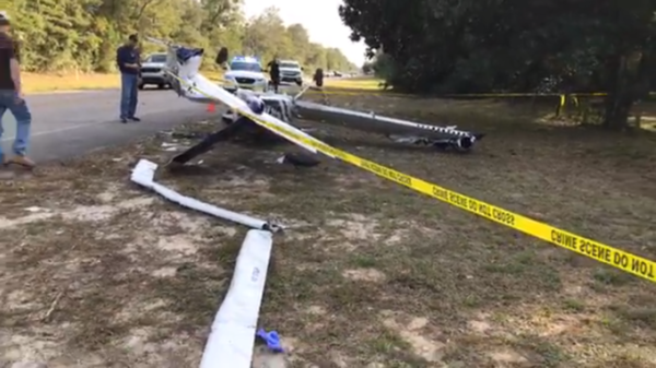 One dead, another injured in plane crash near Niceville