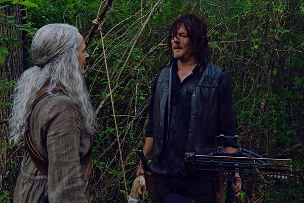 Crítica: 'The Walking Dead' 9x07—'Stradivarius', por María Santonja