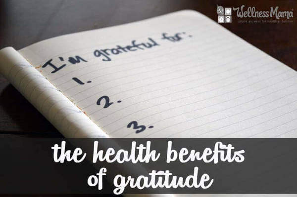 Health Benefits of Gratitude (& Why We Have to Work at It)