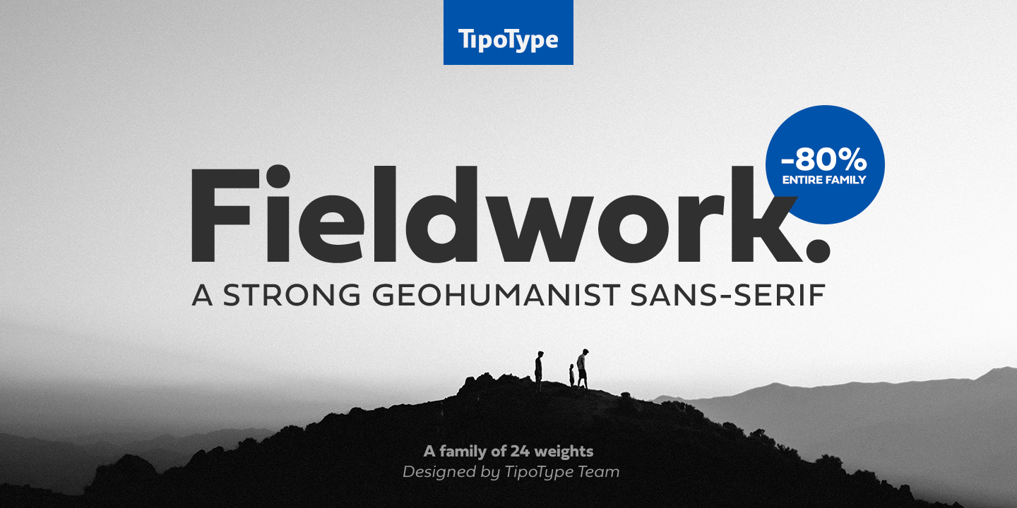 All Fieldwork styles are 70% off, and the complete family pack is 80% off