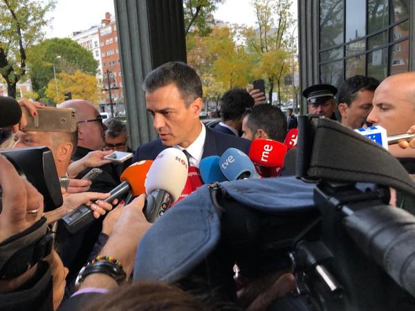 Rop Zoutberg is bij de Spaanse premier