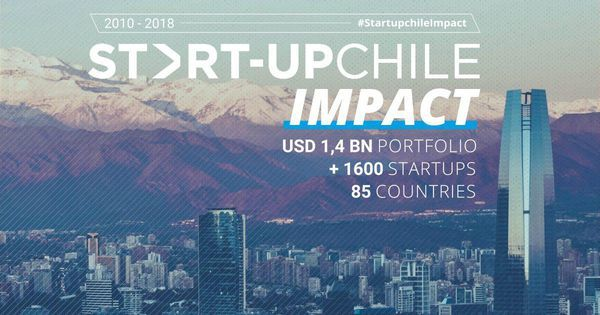 Start-Up Chile's Impact 2010-2018: Inside The Revolutionary Startup Accelerator