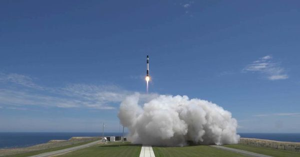 Pint-Sized Space Race: Miniature Rockets Are Starting To Crowd Launch Pads