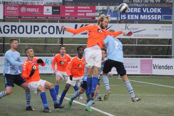 Altena geeft NOAD'32 een knauw met 2-1 in kelderderby