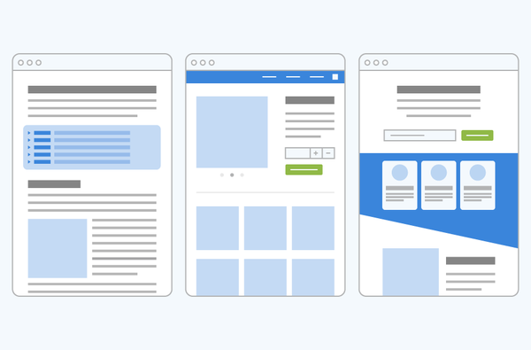 Differences Between Lead Gen, eCommerce, & SaaS Landing Pages
