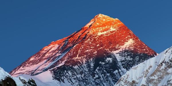 Warum Berge nie höher als zehn Kilometer werden
