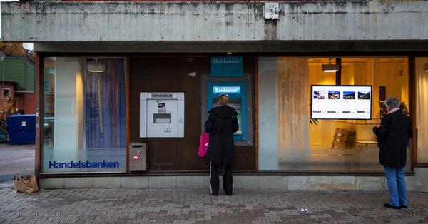 Schweden will sein Bargeldlos-Konzept nochmal überdenken