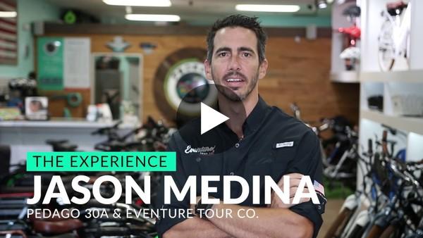 Explore 30a on an Electric Bike Tour