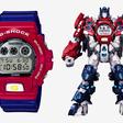 Transformers G-Shock DW6900-IV: exclusief eerbetoon aan iconische franchise