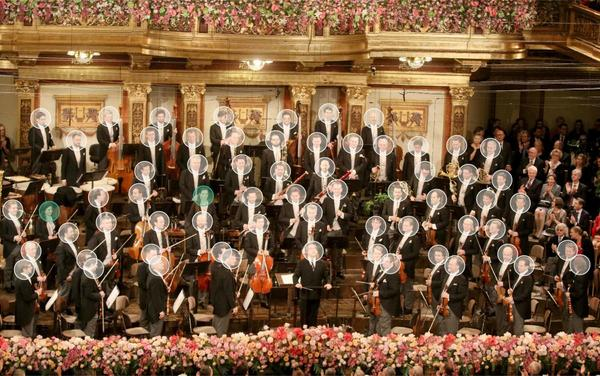 Take a look at the gender imbalances of the world's leading orchestras