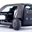 Biomega debuts low-cost, low-weight electric car for city dwellers
