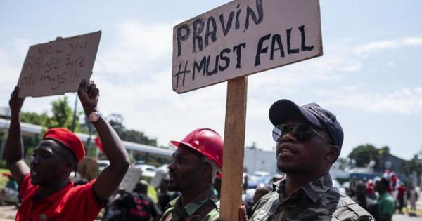 Tit for Tat as EFF guns for Gordhan | eNCA