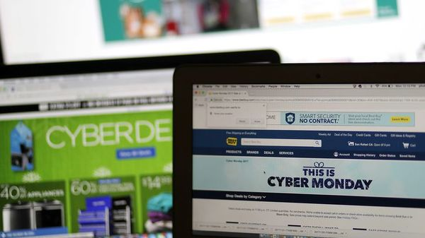 Cyber Monday breaks US records with $7.9 billion in online sales