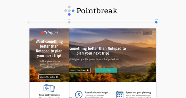 Pointbreak — Breakpoints in Sketch