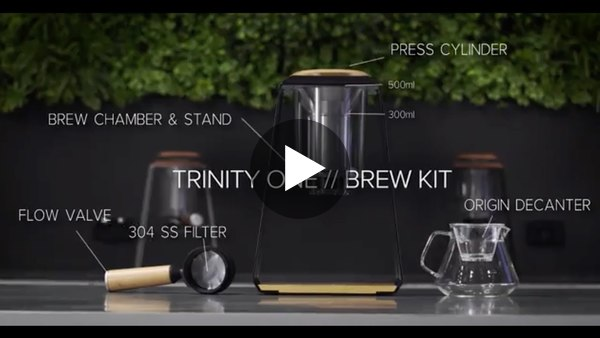 Trinity ONE // Brew Kit