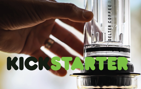DELTER COFFEE ON KICKSTARTER 29th November AEST (BRISBANE)