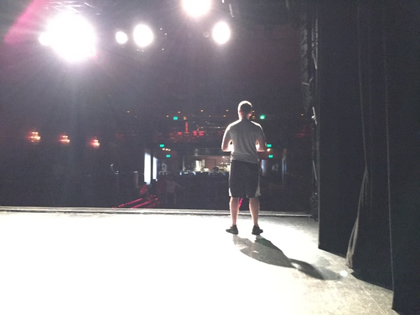 Demo Day Rehearsal