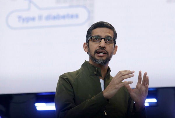 Google chief executive Sundar Pichai set to testify to Congress in December - The Washington Post