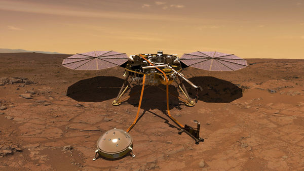 NASA's InSight Probe Just Touched Down on Mars—Here's What's Next