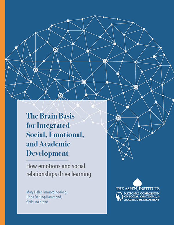 The Brain Basis for Integrated Social, Emotional, and Academic Development