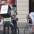 French supreme court rules that uber eats / Deliveroo / ... delivery men are employees