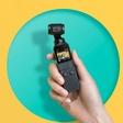 DJI Pocket Osmo onthuld: compacte GoPro-killer