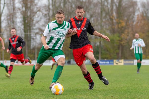 Woudrichem is het kwijt en kwam er niet aan te pas tegen Papendrecht. Klik op de foto (van Jan Noorlandt) voor het verslag.