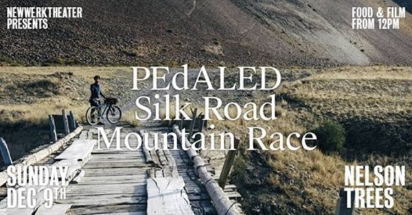 Screening: Silk Road Mountain Race and Q&A