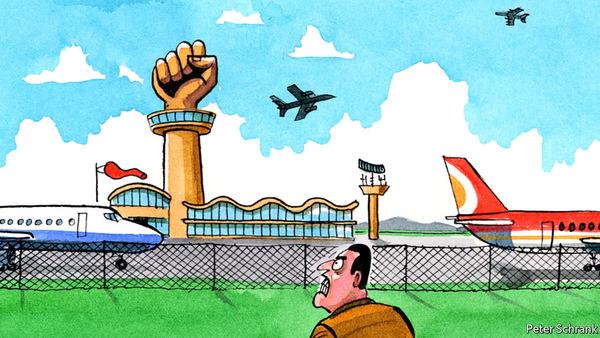 Wie Balkanstaaten sich gegenseitig ärgern – mit Flughafen-Namen