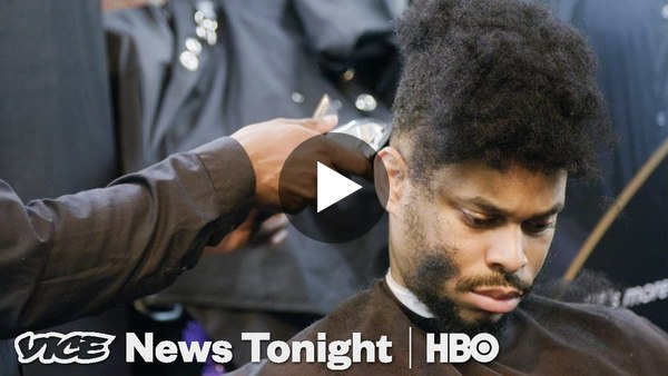 Inside The Thriving Business Of 'Man Weaves' (HBO)