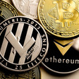 Crypto-analyse 3-12: Dagkoersen Bitcoin en Altcoins negatief, weekkoersen positief