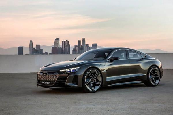 Maak kennis met het sexy Audi E-Tron GT concept