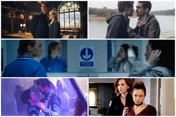 """Las 15 parejas más """"shippeables"""" de las series de 2018   Marina Such"""