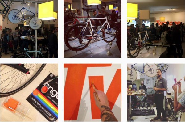 Four years of startups, sales & cycling!