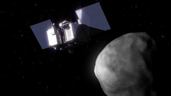 NASA's OSIRIS-REx mission arrives at the asteroid Bennu today - CNN