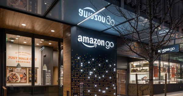 Amazon is reportedly testing its cashier-less technology in larger stores - The Verge