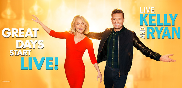 LIVE with Kelly and Ryan | Welcome to the official website for the nationally syndicated talk show LIVE with Kelly and Ryan.