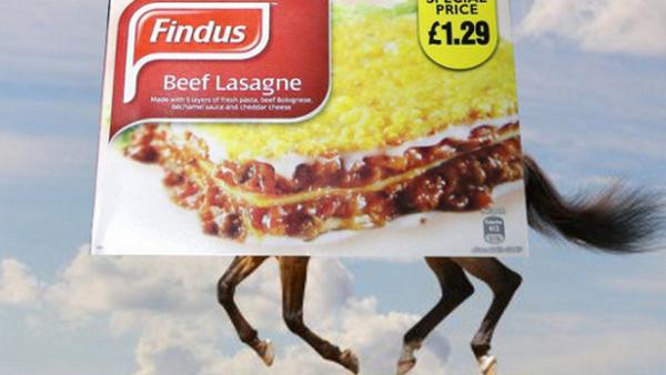 Tu vois, les lasagnes Findus, ça date pas d'hier !