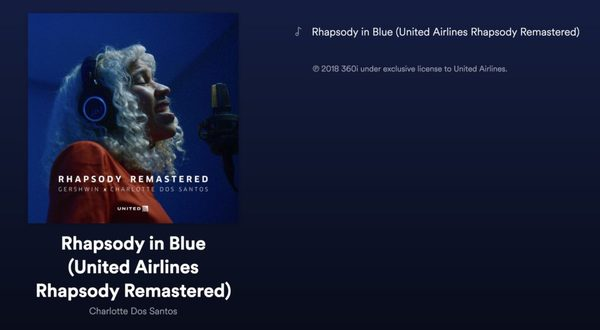 United Airlines and the myth of 'ad-free' in paid music streaming