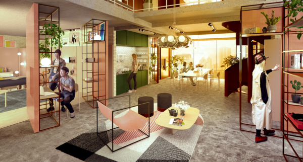 BMW's Mini wants to become your landlord and co-working space provider
