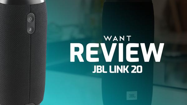 Review: De JBL Link 20 is het perfecte apparaat voor Google Assistent