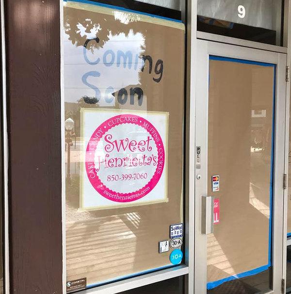 Sweet Henrietta's new retail storefront