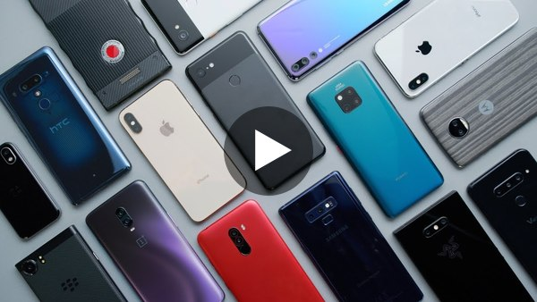 The Blind Smartphone Camera Test 2018!